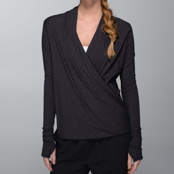 Lululemon Radiant Long Sleeve Wrap - 4